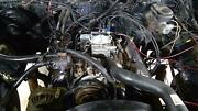 87 Dodge Ramcharger 5.2l 318ci V8 Engine/motor Dropout W/harness And Accessories