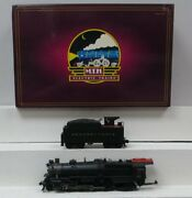 Mth 20-3180-1 O Pennsylvania 2-8-2 L-1 Mikado Steam Engine And Tender With Ps2 Ln