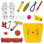 Acupressure Massager Items Combo Tools For Stress And Pain Relief Natural Care