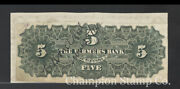Canada Banknote Proof Catalog S1061 Face/back