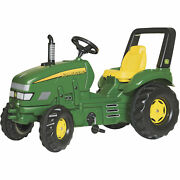 John Deere Childrenand039s Toy Ride-on X-trac Pedal Tractor