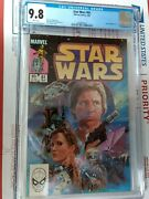 Star Wars 81 Cgc 9.8 Return Of Boba Fett Ejected From Sarlacc Pit Key Book