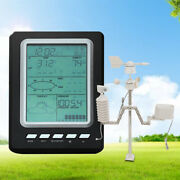 Professional Weather Station Wireless Wifi Solar Wind Speed/direction Measure Us