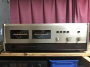 Accuphase Power Amplifier P-300l Pristine Condition Voltage 100v Japan Shipping