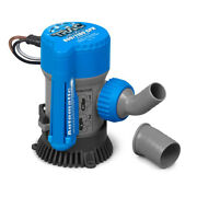 Trac Bilge Pump - Automatic - 800/1100gph - 3/4 And 1-1/8 Outlets 69311