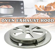 Adjustable Bbq Smoker Grill Stove Air Damper Oven Smoke Exhaust Vent Replacement