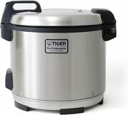 Tiger Thermos Rice Cooker Stainless Steel Freshly Cooked Rice Cooker Jno-a360-xs