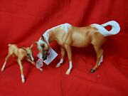Breyer Baby's First Steps Htf Special Run. Susecion And Le Fire
