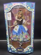 Disney Alice In Wonderland Mary Blair Limited Edition Doll 70th Anniversary
