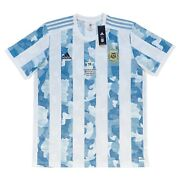 Argentina 2021 Lionel Messi Authentic Copa Cup Limited Edition Jersey