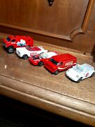 Coca Cola Polar Bears Matchbox Cars Collectibles Lot Of 5 Cars And