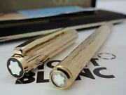 Vintage Fountain Pen Goldplated No1100 Series Noblesse Limited Edition