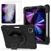 Kids Shockproof Heavy Duty Tough Case For Ipad 8 7 6 5 Mini Air Pro 11 12.9 2021