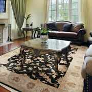 Mark And Day Adak Traditional Black/gray Area Rug