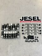 Nascar Jesel .905 Dogbone Solid Roller Lifters Ford Hardware Kit