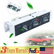 A/c Air Conditioning Heater Control Panel For Chevrolet C1500 K2500 Gmc Yukon Us