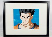 Dragon Ball Z Gohan Production Cel Art Very Rare Private Collection 1 Of 1