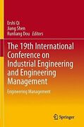 The 19th International Conference On Industrial, Qi, Shen, D-