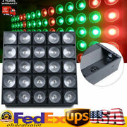 25x30w 3in1 Led Light 25 Head Led Rgb Color Professional Stage Effect Usa