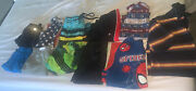 Lot Of 11 Boys Clothes Size 7 -10-12 Summer To Fall Clothes