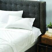 Dreamstead By Cuddledown 100 Cotton Bed Sheets Set   300 Thread Count   Luxurio