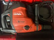 Hilti Te 70 Rotary Hammer Drill With Hard Case