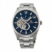 Orient Star Mechanical See-through Back Men's Watches Rk-hj0002l