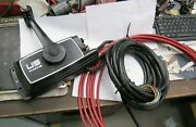 Freshwater Force Side Mount Contro Box With Trim And Harness 18 Ft Good Cables