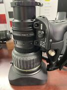 Canon Kh20x6.4 Krs Sy14 Hdgc Series Lens For Broadcast Used.