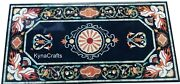 Marquetry Art Dining Table Top Antique Design Patio Sofa Table 30 X 60 Inches