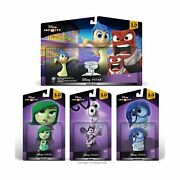 Disney Infinity 3.0 Inside Out Toy Bundle - Exclusive