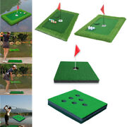 Fun Golf Putting Mats Swimming Pool Floating Golf Green Outdoor Compete Set