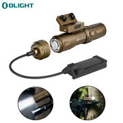 Olight Odin Mini Remote Switch M-lok Mounted Rechargeable Tactical Flashlight Us