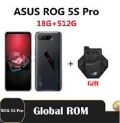 Asus Rog Phone 5s Pro Rog 5 Smart Phone 6.78and039and039 18ram 6.78 Snapdragon 888 Plus