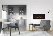 Remii 65 Extra Slim Indoor Or Outdoor Electric Fireplace