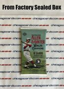 2021 Topps Allen Ginter Hobby Pack Look4 Trout Tatis Auto 1/1 Sketch Rip Book ++