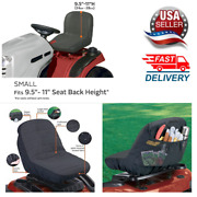 New Deluxe Riding Lawn Mower Seat Cover Craftsman Riding Garden Tractor Classic