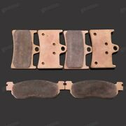 Brand New Front Rear Metal Brake Pads Fit For Yamaha Yzf-r1 2002-2003 R6 1999-02