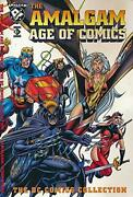 Amalgam Age Of Comics The Dc Collection By Et Al Paperback Book The Fast Free