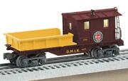 Lionel 26599- Duluth Missabe And Iron Range Work Caboose - 0/027- New- B4
