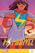 Ms. Marvel Army Of One By Takeshi Miyazawa Book The Fast Free Shipping