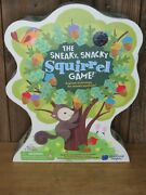 The Sneaky, Snacky Squirrel Game  A Game Of Strategy Ages 3+