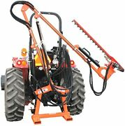 Hydraulic Boom With 4andprime Sickle Brush Mower Fh-brm120