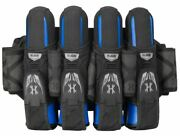 Hk Army Magtek Magnetic Paintball Harness Pod Pack 4+3 Black Grey Gray New