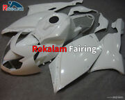 Abs Bodywork Parts For Bmw K1200s 2005-2008 K1200 S All White Motorcycle Fairing