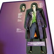 Hot Toys Dx11 Joker 2.0 Edition The Dark Knight Figure Overall Height About 30cm