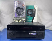 Yamaha Aventage Rx-a3080 9.2 Channel Network Home Theater Receiver Bluetooth 4k