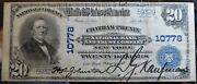 20. 1902 Chatham Phenix National Bank Of The City. New York Charter 10778