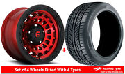 Alloy Wheels And Tyres 20 Fuel Zephyr Truck D632 For Jeep Gladiator 20-20
