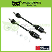 Pair 2 Front Left And Right Cv Axle For 09-16 Polaris Ranger Xp 800 Crew 1332856